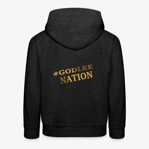 GodLee Nation - Kids' Premium Hoodie