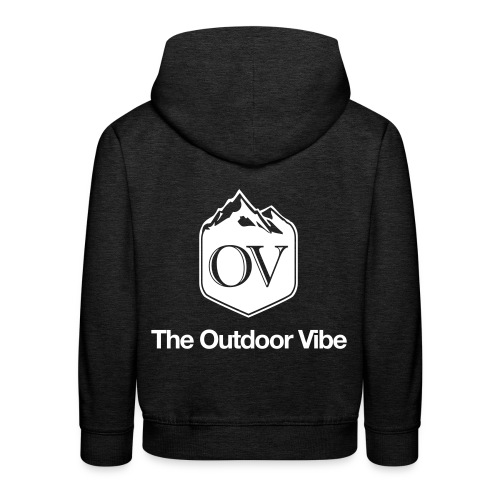 The Original by The Outdoor Vibe - Kids' Premium Hoodie