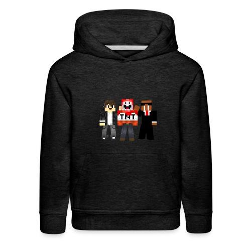 3 Amigos - Kids' Premium Hoodie