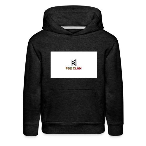 New psu logo - Kids' Premium Hoodie
