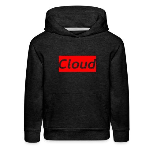 Supreme Cloud - Kids' Premium Hoodie