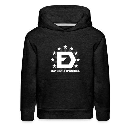 DF Classic Logo - Kids' Premium Hoodie