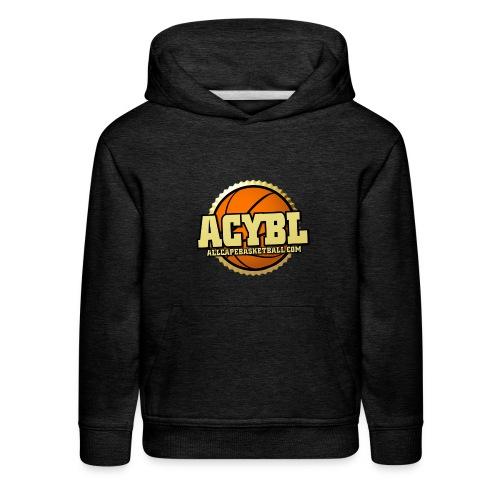 ACYBL ALL CAPE YOUTH BASKETBALL LEAGUE - Kids' Premium Hoodie