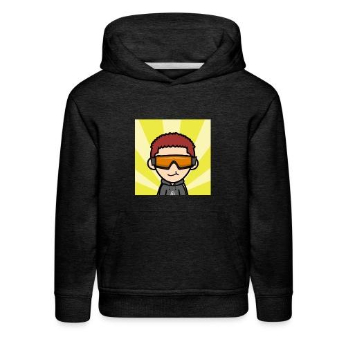 Cartoon Beverly Avatar - Kids' Premium Hoodie