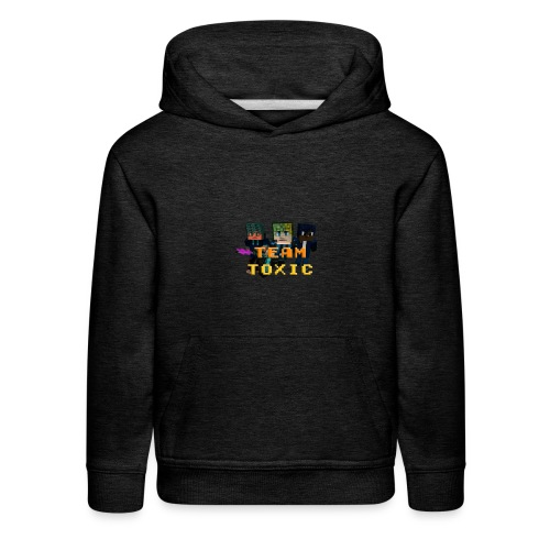 TeamToxic Merch Design 1 - Kids' Premium Hoodie