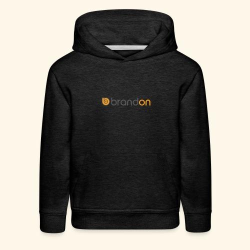 Carhart brandon logo - Kids' Premium Hoodie