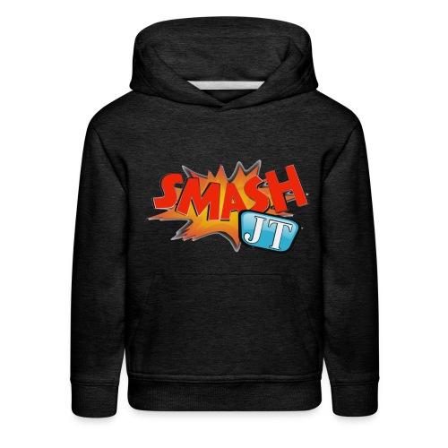 Smash JT Classic Logo - Kids' Premium Hoodie