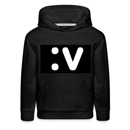 LBV side face Merch - Kids' Premium Hoodie
