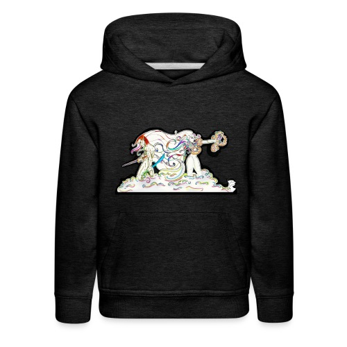 MD At Your Side - Kids' Premium Hoodie