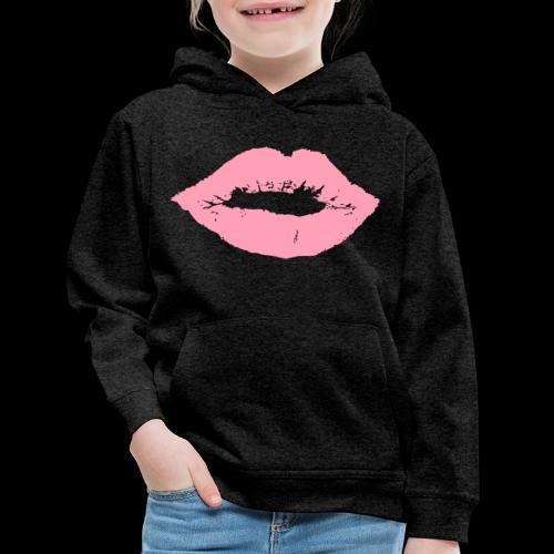 Sealed with a Kiss - Kids' Premium Hoodie