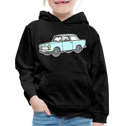 Trabant (lightblue) - Kids' Premium Hoodie