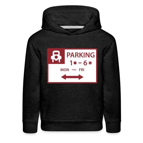 Free Parking - Kids' Premium Hoodie