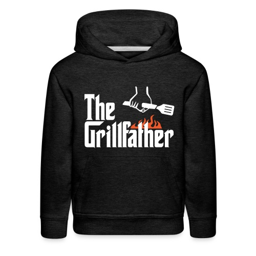 The Grillfather - Kids' Premium Hoodie