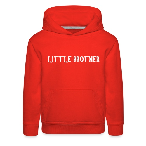 Little Brother - Kids' Premium Hoodie
