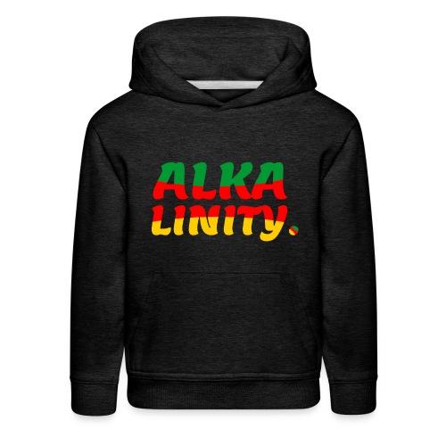 Alkalinity - CLR - Kids' Premium Hoodie