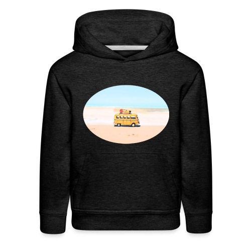 Noosa Car Beach - Kids' Premium Hoodie