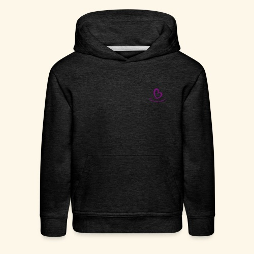 Bless Your Heart® Purple - Kids' Premium Hoodie