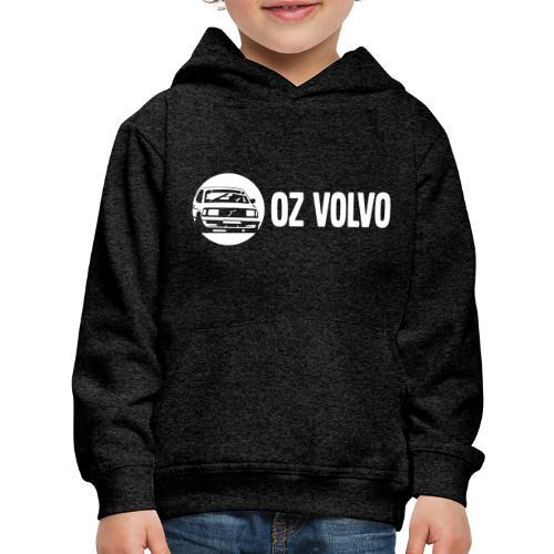 OzVolvo Logo - Kids' Premium Hoodie