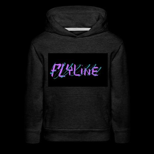 Flyline fun style - Kids' Premium Hoodie