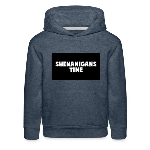 SHENANIGANS TIME MERCH - Kids' Premium Hoodie