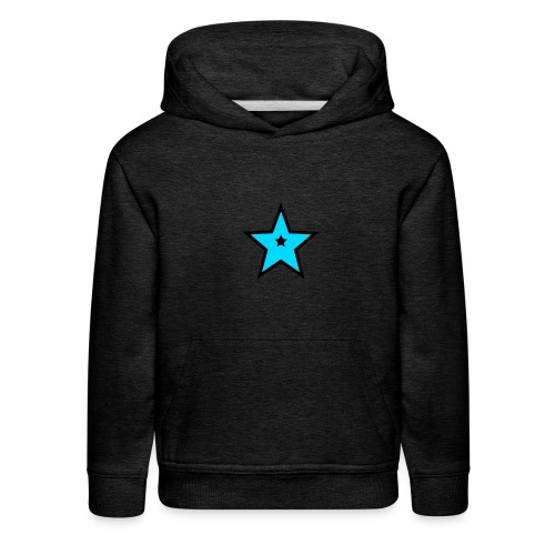 New Star Logo Merchandise - Kids' Premium Hoodie
