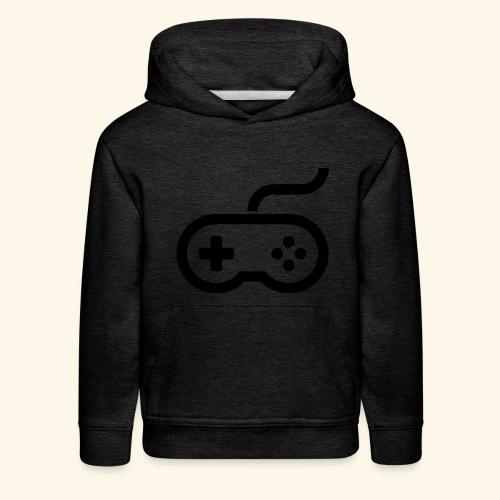 Video Game Controller - Kids' Premium Hoodie