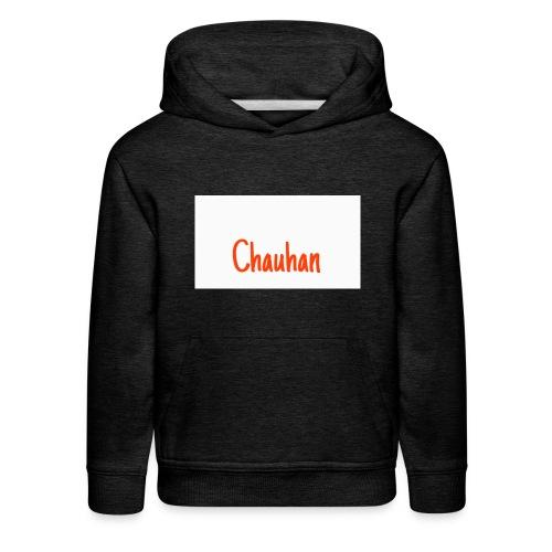 Chauhan - Kids' Premium Hoodie