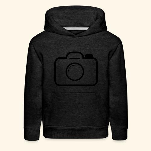 Camera - Kids' Premium Hoodie