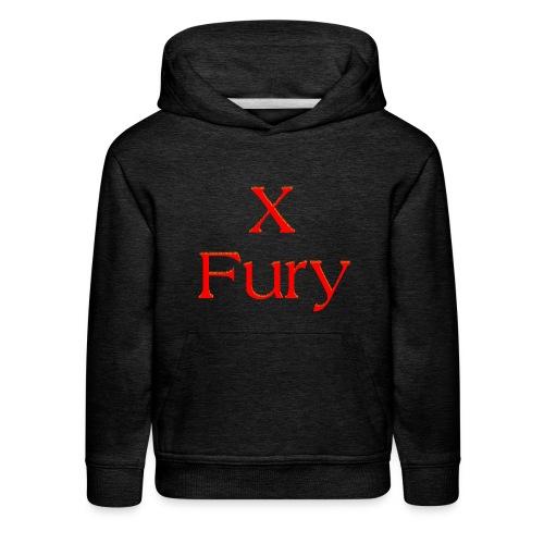 X Fury - Kids' Premium Hoodie
