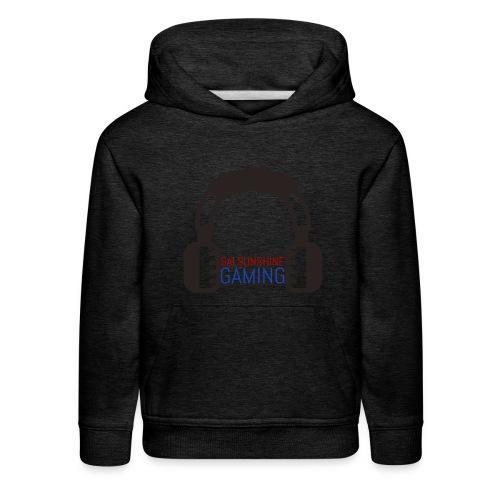 salsunshine gaming logo - Kids' Premium Hoodie