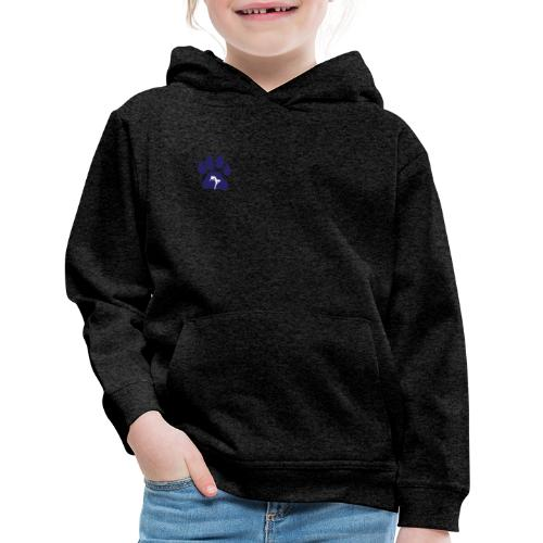 cubs official logo - Kids' Premium Hoodie