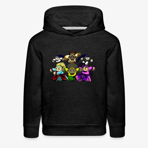 The Guardians of the Cloudgate, no logo - Kids' Premium Hoodie