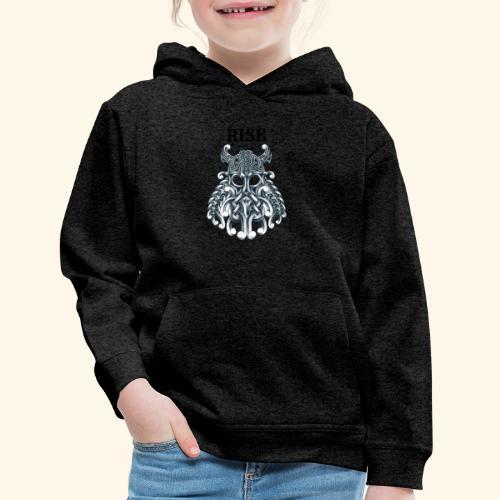 RISE CELTIC WARRIOR - Kids' Premium Hoodie