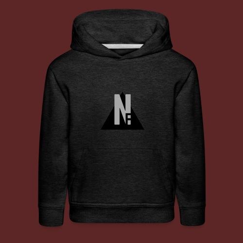 Basic NF Logo - Kids' Premium Hoodie