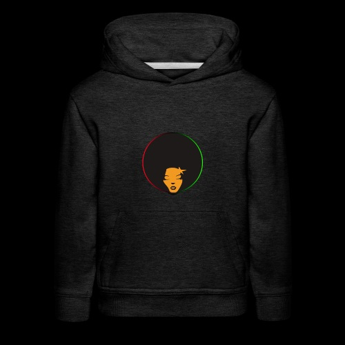 Afrostar - Kids' Premium Hoodie