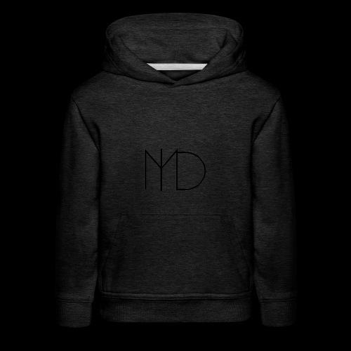 MLD Logo Classique - Kids' Premium Hoodie