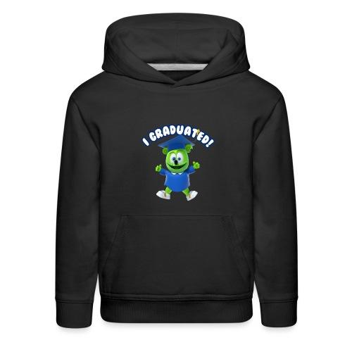 I Graduated! Gummibar (The Gummy Bear) - Kids' Premium Hoodie