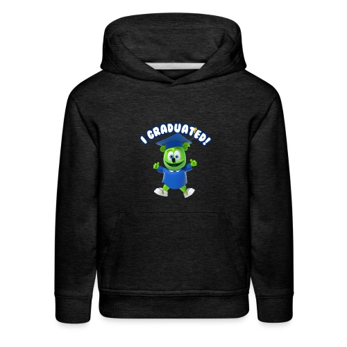 I Graduated! Gummibar (The Gummy Bear) - Kids' Premium Hoodie