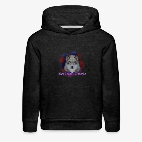 Wolfe Pack - Kids' Premium Hoodie
