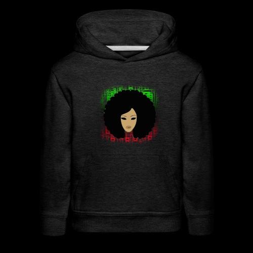Afromatrix - Kids' Premium Hoodie