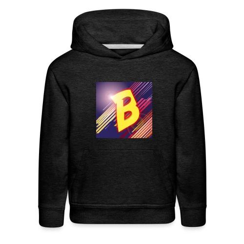 The New Beverly Logo - Kids' Premium Hoodie