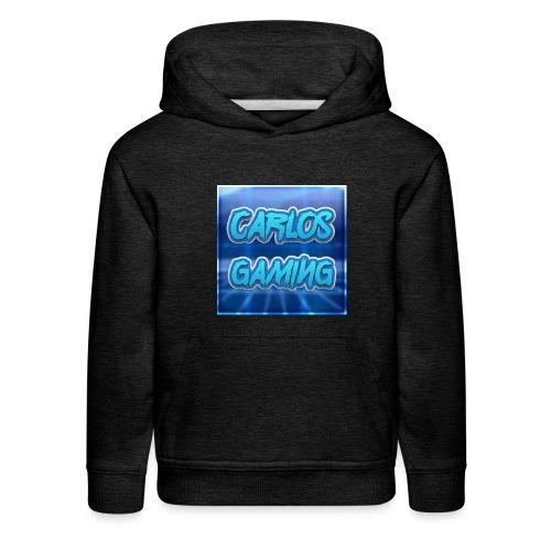Carlos Gaming merchandise - Kids' Premium Hoodie