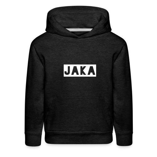 Jaka Supreme - Kids' Premium Hoodie