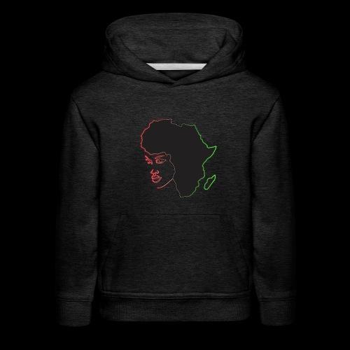 Afrika is Woman - Kids' Premium Hoodie