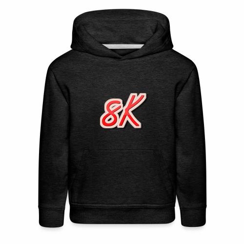 8K - Kids' Premium Hoodie
