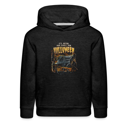 Slapped Ham Halloween - Kids' Premium Hoodie