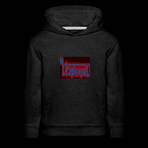 The D'BroTHerHooD Logo - Kids' Premium Hoodie