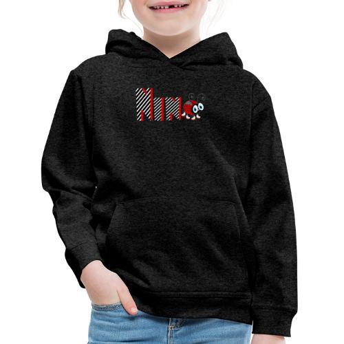 9nd Year Family Ladybug T-Shirts Gifts Daughter - Kids' Premium Hoodie