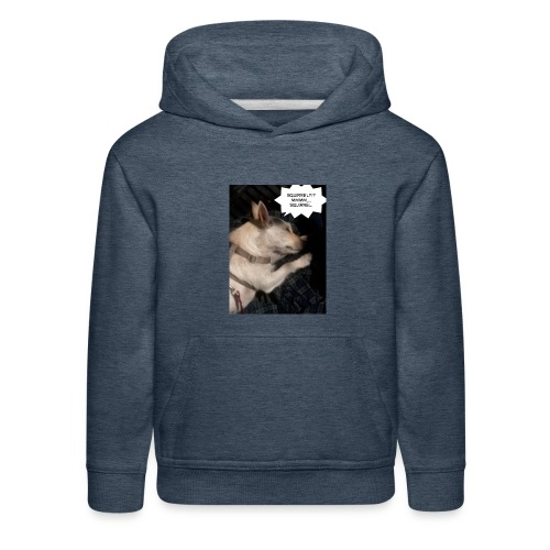 Dreaming of squirrel - Kids' Premium Hoodie