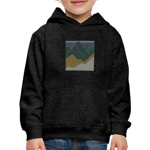 Mountains - Kids' Premium Hoodie